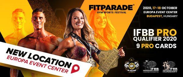 fitparade_NLIFBB PRO - Banner